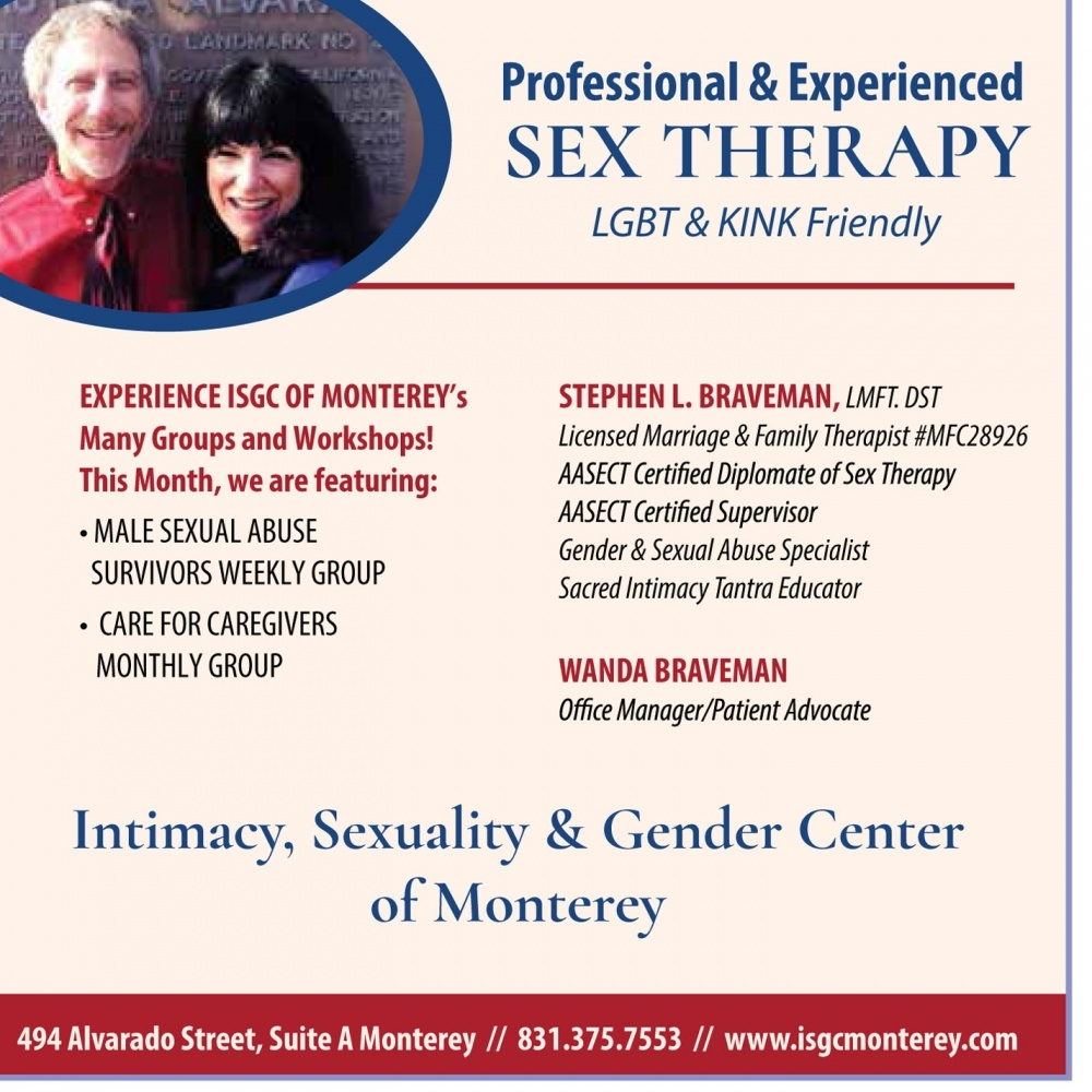 Groups And Workshops At The Intimacy Sexuality Gender Center Of