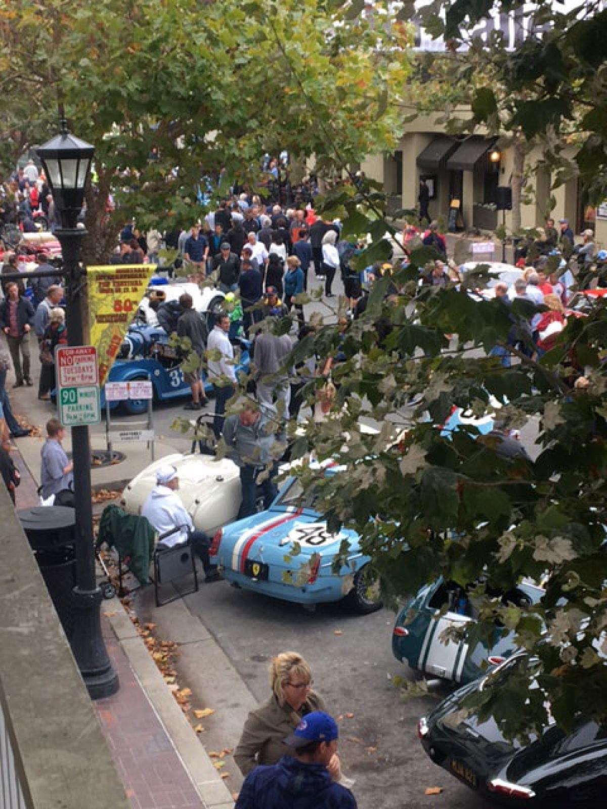 Classic Car Show On Alvarado Street Old Monterey - Market street car show