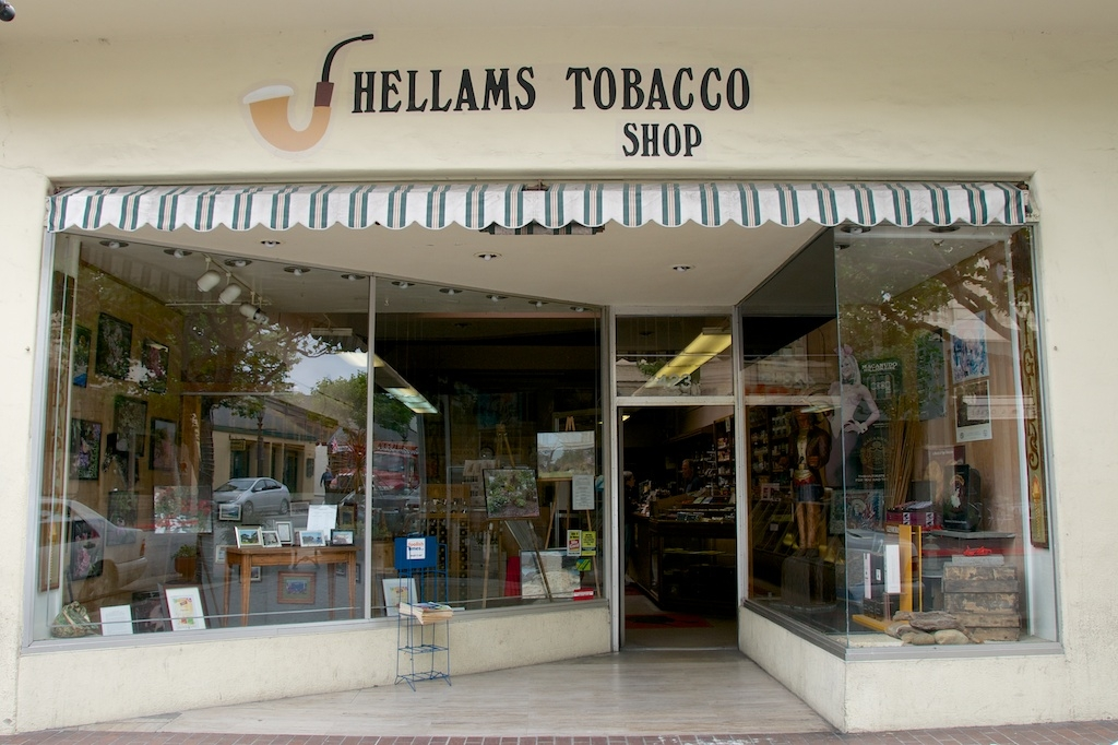 Celebration Honoring the History of Hellam's Tobacco Shop