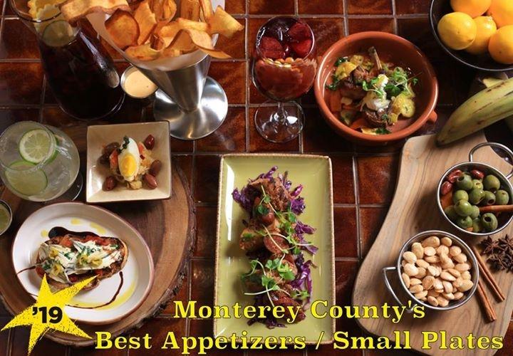 Daily Tapas Hour At Esteban Restaurant Old Monterey