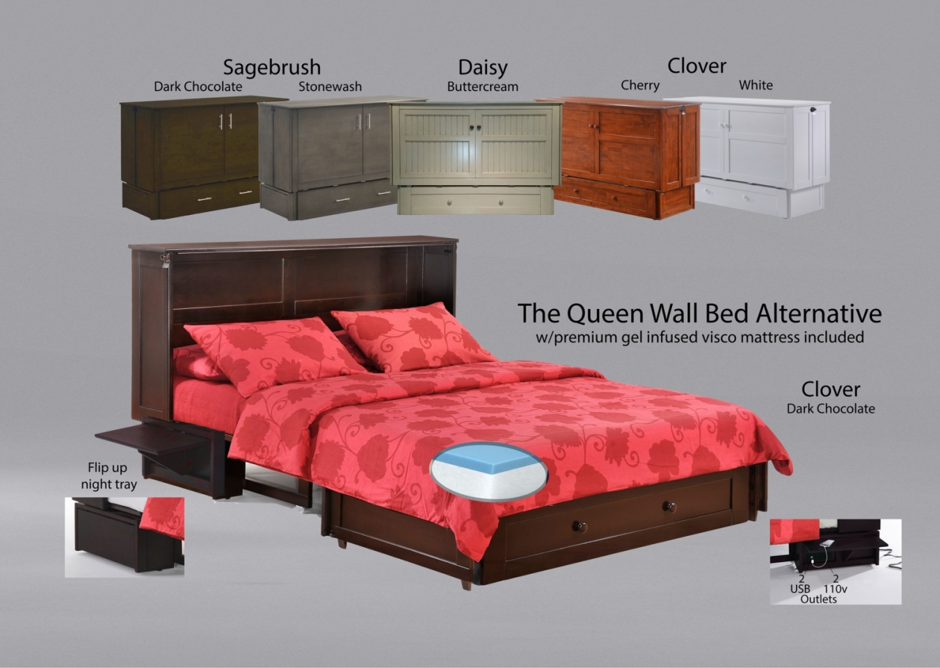 Save Now On Murphy Chest Beds At Coastal Home Furniture Gallery