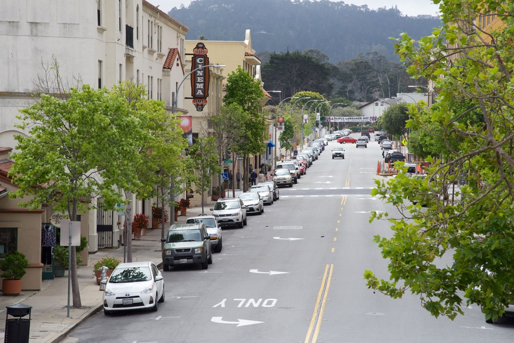 Electric Vehicle Charging Stations in Monterey | Old Monterey