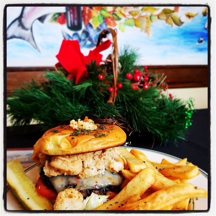 Bull and Bear Celebrates Monterey County Burger Week | Old