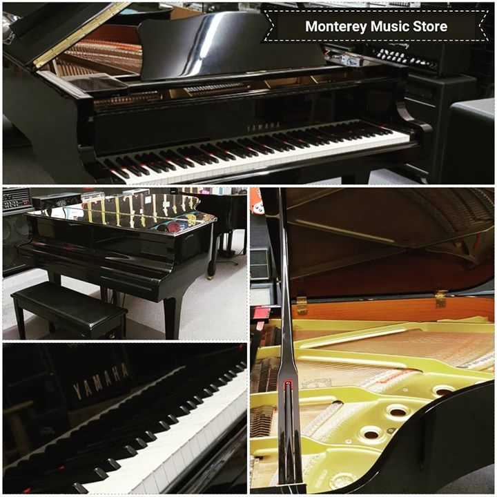 Yamaha Grand Piano for Sale at Monterey Music Store   Old