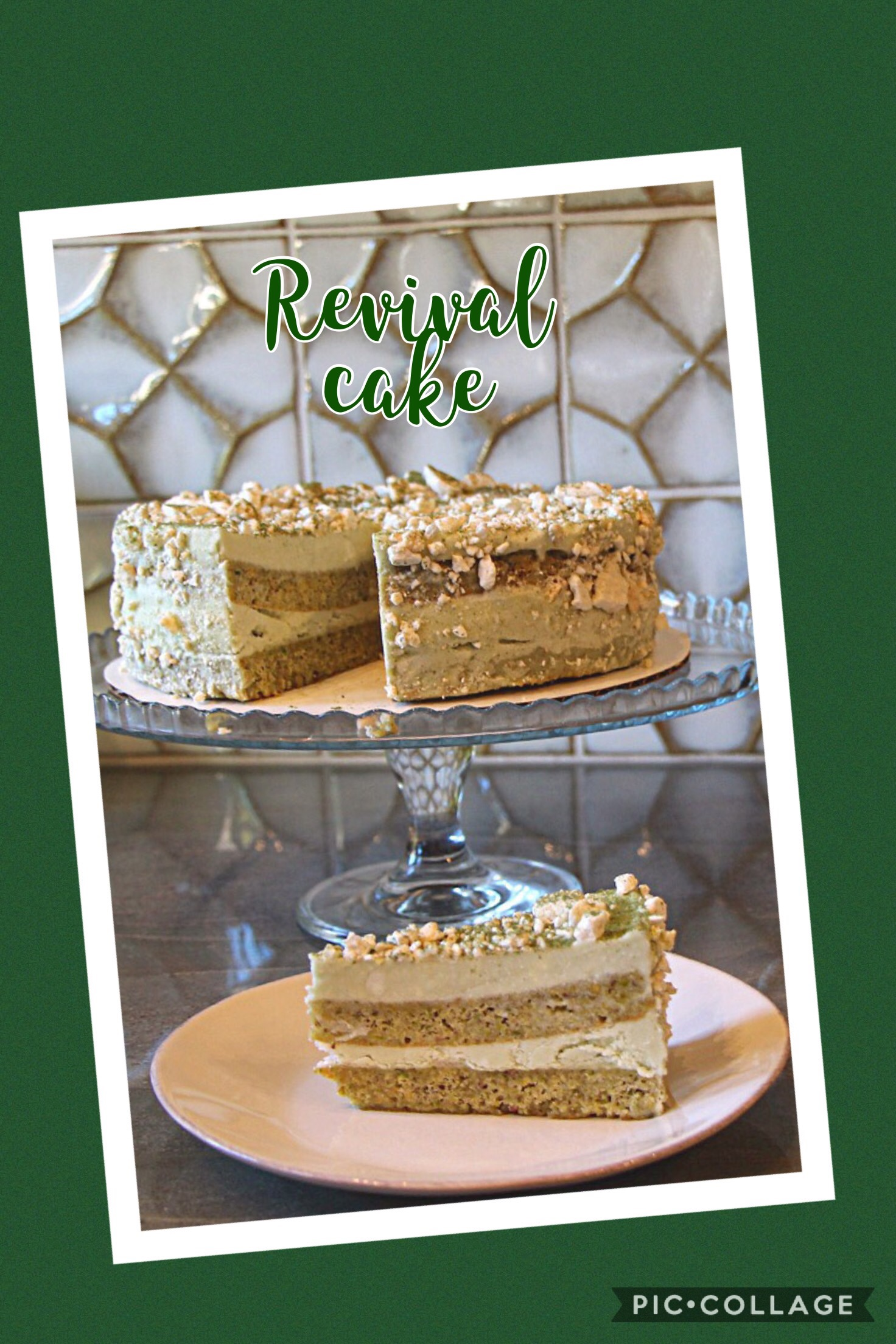 Cake Ice Cream Delivery : Ice Cream Cakes Now Available at Revival Ice Cream Old ...